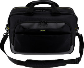 Targus City Gear 15-17,3'' Topload Laptoptas Zwart