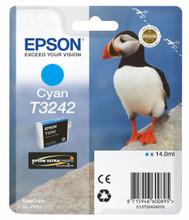 Epson T3242 Cartridge Cyaan (C13T32424010)