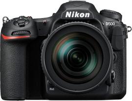 Nikon D500 + AF-S DX 16-80mm