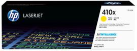 HP 410X Toner Geel XL (CF412X)