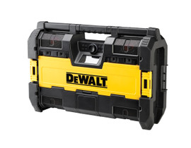 DeWalt ToughSystem Radio + XR lader