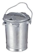 Vepa Bins Buiten Prullenbak 35 Liter Staal