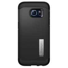 Spigen Tough Armor Samsung Galaxy S7 Edge Zwart