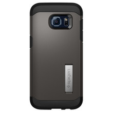 Spigen Tough Armor Samsung Galaxy S7 Edge Grijs