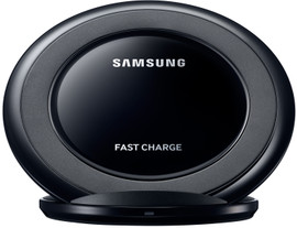 Samsung AFC Wireless Charging Stand Galaxy S7 edge Zwart