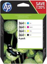 HP 364XL Combo Value Pack (N9J74AE)