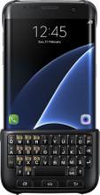 Samsung Galaxy S7 Edge Keyboard Cover Zwart