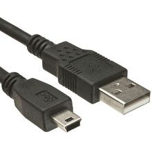 Valueline Mini USB 2.0 Kabel 5 meter