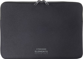 Tucano Elements Second Skin Macbook 13'' Zwart