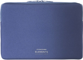 Tucano Elements Second Skin Macbook 13'' Retina Blauw