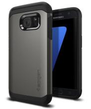 Spigen Tough Armor Samsung Galaxy S7 Grijs