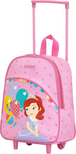 American Tourister New Wonder Sofia The First School Trolley