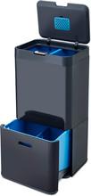 Joseph Joseph Totem 58 Liter Recycler Graphite