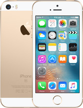 Apple iPhone SE 128 GB Goud