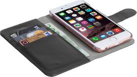 Krusell Ekero 2 in 1 Wallet Case Apple iPhone 5/5S/SE Zwart