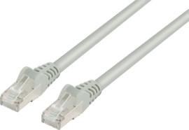 Valueline Netwerkkabel UTP CAT5e 1 meter Grijs