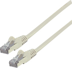 Valueline Netwerkkabel UTP CAT5e 1,5 meter Wit