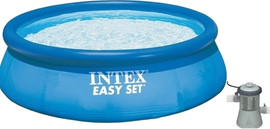 Intex Easy Set 305 x 76 cm met Filterpomp