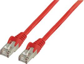 Valueline Netwerkkabel UTP CAT5e 10 meter Rood
