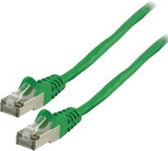 Valueline Netwerkkabel FTP CAT6 2 meter Groen