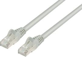 Valueline Netwerkkabel FTP CAT6 7,5 meter Grijs
