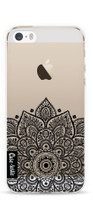 Casetastic Softcover Apple iPhone 5/5S/SE Floral Mandala