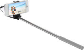 Ultron Selfie Stick Hot Shot Zilver