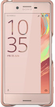 Sony Xperia X Style Back Cover Rose Gold