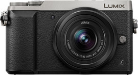 Panasonic Lumix DMC-GX80 + 12-32mm Zilver