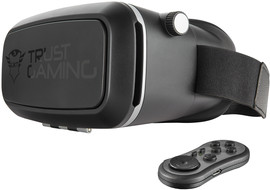 Trust GXT 720 3D Virtual Reality Glasses for Smartphones
