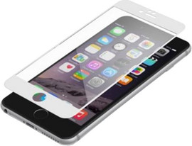 InvisibleShield Screenprotector Apple iPhone 6/6s Wit