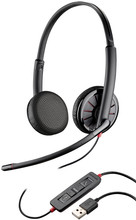 Plantronics BlackWire C325.1-M Office Headset