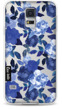 Casetastic Softcover Samsung Galaxy S5 Royal Flowers