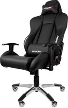 AK Racing Premium Gaming Chair Zwart / Zwart