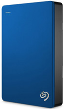 Seagate Backup Plus Portable 5 TB Blauw