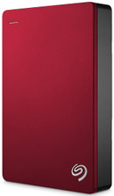 Seagate Backup Plus Portable 5 TB Rood