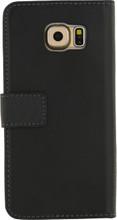 Mobilize Gelly Wallet Book Case Samsung Galaxy S6 Zwart
