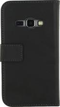 Mobilize Gelly Wallet Book Case Galaxy J1 (2016) Zwart