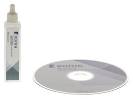 König CD-lensreiniger 20 ml