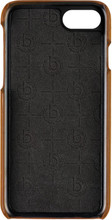Bugatti Snap Case Londra Pocket iPhone 7/8 Bruin