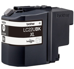Brother LC-22UBK Zwart