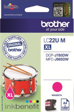 Brother LC-22UM Magenta
