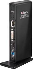 Club 3D CSV-3242HD USB 3.0 Docking Station