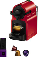 Krups Nespresso Inissia Rood XN100510 (BE)