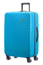 American Tourister Up To The Sky Spinner 77 cm TSA Sky Blue