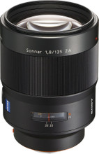 Sony 135mm f/1.8 Carl Zeiss T*