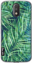 Casetastic Softcover Motorola Moto G4/G4 Plus Palm Leaves