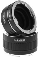 Caruba Extension Tube set Canon Chroom (type II)