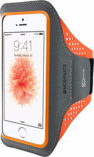 Mobiparts Comfort Fit Sportarmband iPhone 5/5S/SE Oranje
