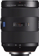 Sony Vario-Sonnar T* 24-70mm f/2.8 ZA SSM II